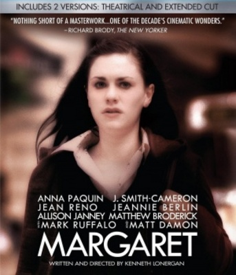 Margaret movie poster (2011) poster MOV_1150072f
