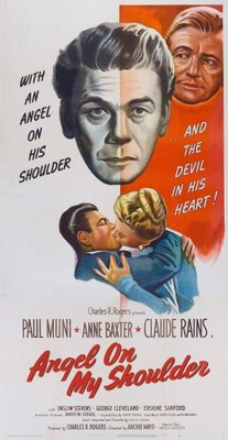Angel on My Shoulder movie poster (1946) poster MOV_11546cde