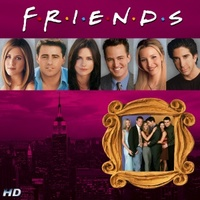 Friends movie poster (1994) picture MOV_1154d1b0