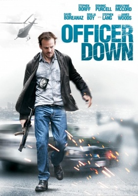 Officer Down movie poster (2012) poster MOV_116b21f2