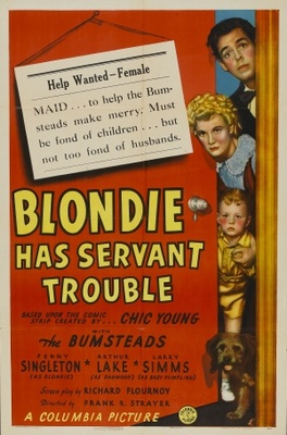 Blondie Has Servant Trouble movie poster (1940) poster MOV_116f6af1