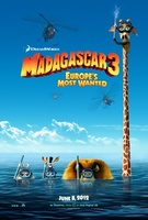 Madagascar 3 movie poster (2012) picture MOV_117069de