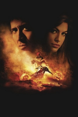 Ghost Rider movie poster (2007) poster MOV_117bcf02