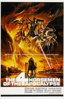 The Four Horsemen of the Apocalypse movie poster (1962) picture MOV_1180fd88