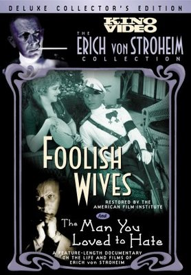Foolish Wives movie poster (1922) poster MOV_11881a0f