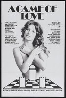 A Game of Love movie poster (1974) picture MOV_11889556