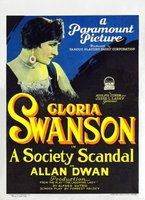 A Society Scandal movie poster (1924) picture MOV_11889b07
