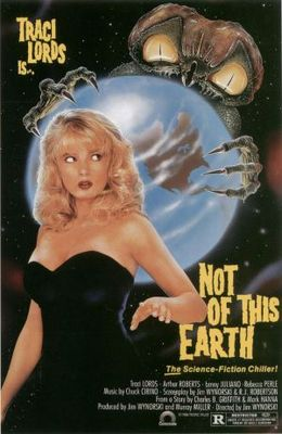 Not of This Earth movie poster (1988) poster MOV_11891e39