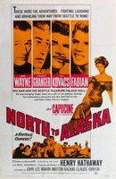 North to Alaska movie poster (1960) picture MOV_11895895
