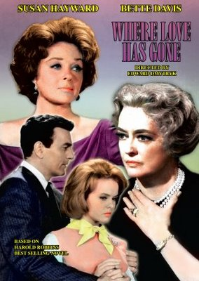 Where Love Has Gone movie poster (1964) poster MOV_11901baa