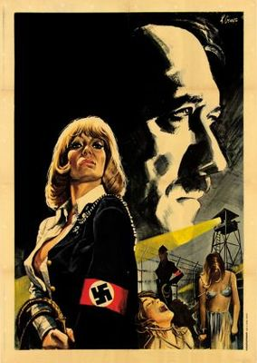 Ilsa, She Wolf of the SS movie poster (1975) poster MOV_119ba201