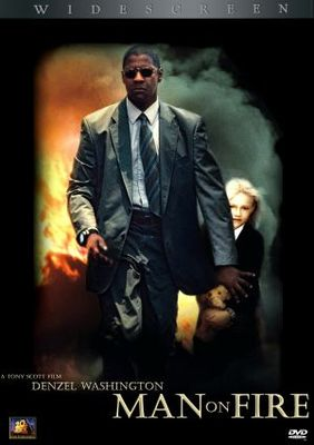 Man On Fire movie poster (2004) poster MOV_11a0539c