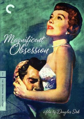 Magnificent Obsession movie poster (1954) poster MOV_11b240e0