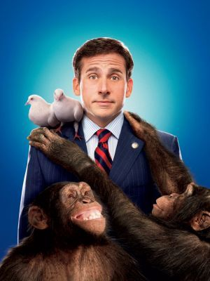 Evan Almighty movie poster (2007) poster MOV_11b52421
