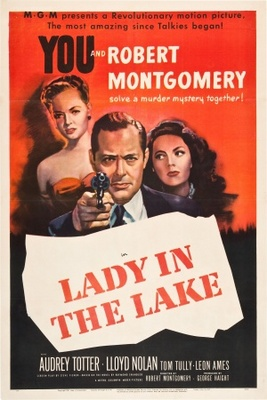 Lady in the Lake movie poster (1947) poster MOV_11bba054