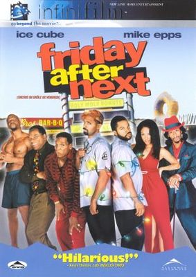 Friday After Next movie poster (2002) poster MOV_11c08511