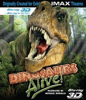 Dinosaurs Alive movie poster (2007) picture MOV_11c131bb