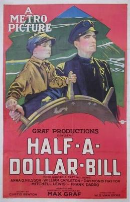 Half-a-Dollar Bill movie poster (1924) poster MOV_11c6b3a9