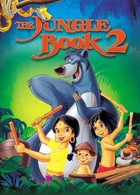 The Jungle Book 2 movie poster (2003) poster MOV_11cce2f7