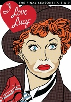 I Love Lucy movie poster (1951) picture MOV_11ce81a1