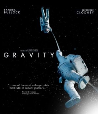 Gravity movie poster (2013) poster MOV_11d45db0