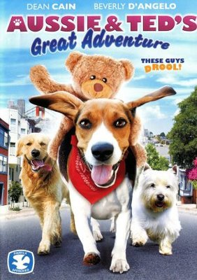 Aussie and Ted's Great Adventure movie poster (2009) poster MOV_11de3543