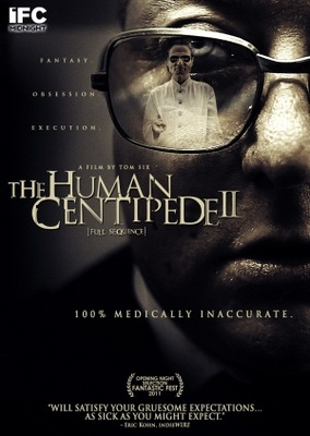 The Human Centipede II (Full Sequence) movie poster (2011) poster MOV_11e1ff56