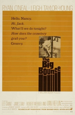 The Big Bounce movie poster (1969) poster MOV_11e57edf