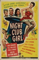 Night Club Girl movie poster (1945) picture MOV_11e68d88