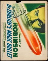 Dr. Ehrlich's Magic Bullet movie poster (1940) picture MOV_11e9831c