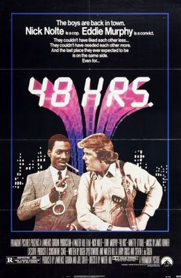 48 Hours movie poster (1982) poster MOV_11eb6947