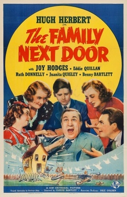 The Family Next Door movie poster (1939) poster MOV_11f45312