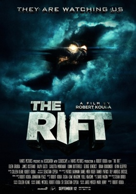 The Rift movie poster (2012) poster MOV_11fc284d