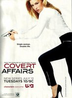 Covert Affairs movie poster (2010) picture MOV_12011655