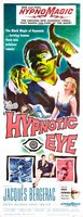 The Hypnotic Eye movie poster (1960) picture MOV_12022771