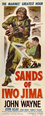 Sands of Iwo Jima movie poster (1949) poster MOV_12051dcf