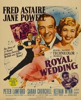 Royal Wedding movie poster (1951) picture MOV_12054254