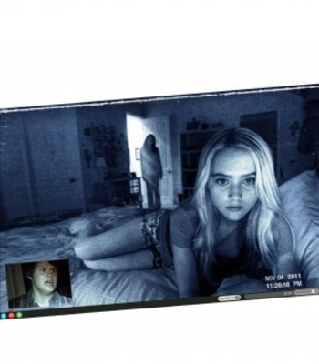 Paranormal Activity 4 movie poster (2012) poster MOV_120546cf