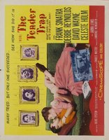 The Tender Trap movie poster (1955) picture MOV_12086b21