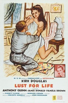 Lust for Life movie poster (1956) poster MOV_120f9cd4