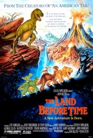 The Land Before Time movie poster (1988) picture MOV_1210b89b