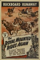 The Royal Mounted Rides Again movie poster (1945) picture MOV_12110c1b