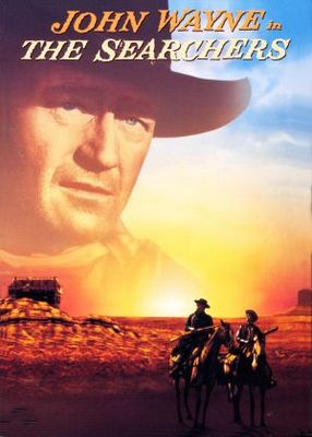 The Searchers movie poster (1956) poster MOV_1211c0af
