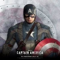 Captain America: The First Avenger movie poster (2011) picture MOV_12149111