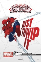 Ultimate Spider-Man movie poster (2011) picture MOV_12149ab1