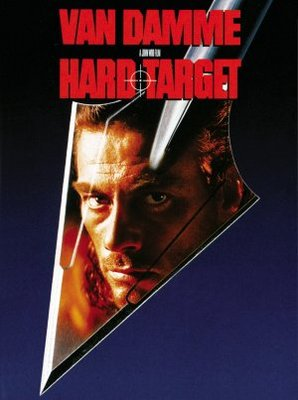 Hard Target movie poster (1993) poster MOV_121a8985