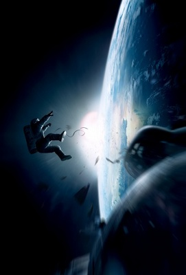 Gravity movie poster (2013) poster MOV_121b5e73