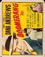 Boomerang! movie poster (1947) picture MOV_121dcebb