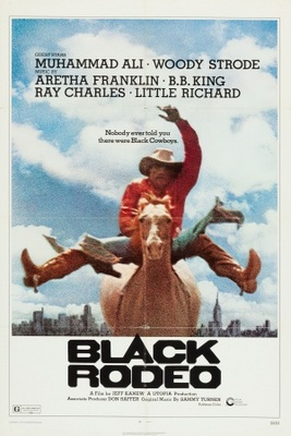 Black Rodeo movie poster (1972) poster MOV_122013f3