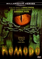 Komodo movie poster (1999) picture MOV_1224a895